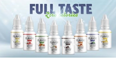 Flavor Drops 30 ml - Gymbeam